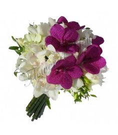 Buchet de mireasa orhidee alba dendrobium alb vanda Wedding Bouquets, Wedding Flowers, Ranunculus, Nasa, Floral Wreath, Wreaths, Plants, Decor, Floral Crown