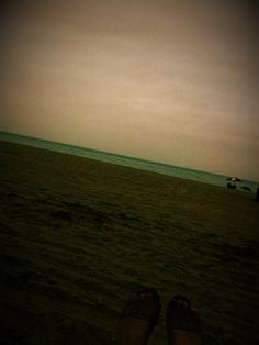 @The east sea in Korea