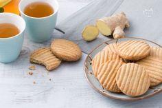 I biscotti allo zenzero sono dei frollini aromatici e croccanti realizzati con lo zenzero fresco, perfetti per una merenda originale e saporita!