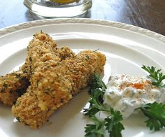 Crispy Paleo fish sticks with lemon peel and black pepper for a traditional taste you will love without the carbs!  http://stalkerville.net/ #paleo #glutenfree