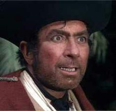 Robert Newton as Long John Silver. Robert Newton, Long John Silver, Long Johns, Treasure Island, Actors, Disney, Music, Movies, Musica