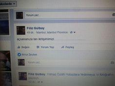 Facebuk paylasimim