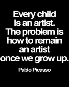 We are all #artist . Agree?