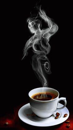 taza cafe gif
