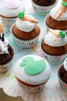 Cupcakes de #SemanaSanta #Easter
