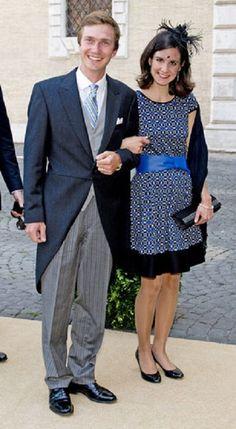 Archduke Christoph of Austria, ArchDuchess Adelaide of Austria.