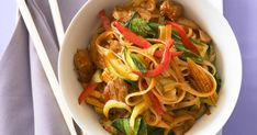 Stir-fry is the quickest way to get a nutritious meal on the table in minutes.