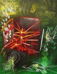 Roberto Antonio Sebastián Matta Echaurren, connu sous le nom de Matta, est un peintre expressionniste, abstrait et surréaliste chilien, ...