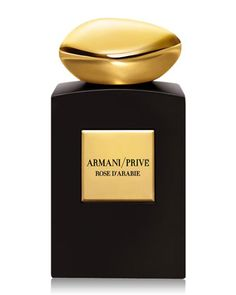 Giorgio Armani Prive Rose d'Arabie Intense, 100 mL Details Only Here. Exclusively for You. The Giorgio Armani Rose d'Arabie fragrance showcases the damask rose, an ingredient that