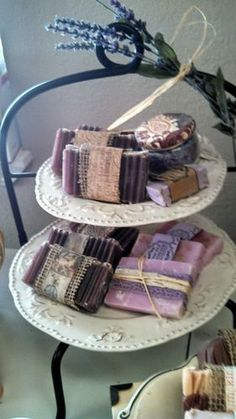 Lavender Bar with Shea Butter
