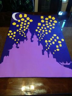 Decoración Rapunzel-Enredados Rapunzel Birthday Party, 5th Birthday Party Ideas, Tangled Party, Diy Birthday, First Birthday Parties, Party Themes, Disney Rapunzel, Tangled Rapunzel, Little Girl Birthday
