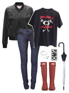 """""""Untitled #929"""" by ninfodora ❤ liked on Polyvore featuring Hunter, Makers of True Originals, Samsung and Originalis Factory"""
