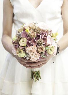 bridal bouquet / bukiet ślubny