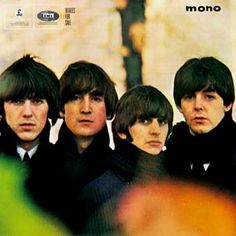 Beatles For Sale Record Cover