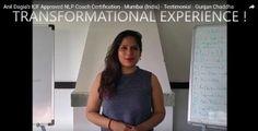 """""""TRANSFORMATIONAL EXPERIENCE !"""" - Testimonials Anil Dagia's #ICF #NLP #Training #Mumbai ( #India ) - Gunjan Chadha.  http://anildagia.com/icf-nlp-coach-dual-certification-training-testimonials/464-gunjan-chadha-icf-approved-nlp-coach-certification-mumbai-india  #ICF #NLP #PRACTITIONER #DUAL #Certification #Life #Coach Training  APR #Mumbai - http://anildagia.com/training-calendar/icf-certification/anil-dagia-s-icf-nlp-practitioner-dual-certification-training-apr-2017-mumbai"""