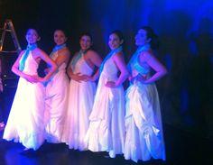 Creación Vestuario para Taller de Baile Latinoamericano