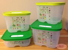 Tupperware FridgeSmart Containers Review - Simply Stacie #fridgesmart
