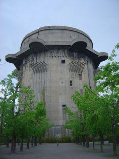 Vienna, Flakturm VII G-tower 1940s