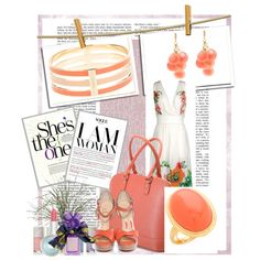 """orange squash"" by dahliafahrian on Polyvore"
