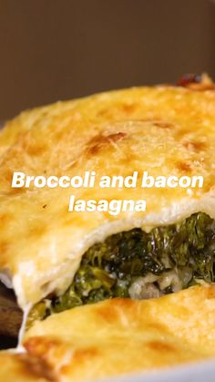 Bacon Recipes, Vegetarian Recipes, Cooking Recipes, Healthy Recipes, Bacon Lasagna, Tasty, Yummy Food, Vegetable Side Dishes, Pasta Dishes