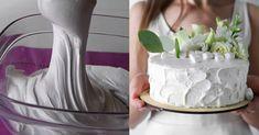 Univerzální dortový krém z bonbonů využijete při pečení jakýchkoliv dezertů Marshmallow, Candy, Marshmallows