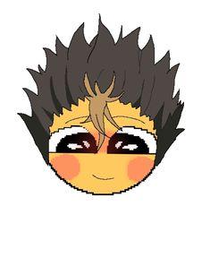 Nishinoya, Haikyuu, Anime Films, Anime Characters, Yuno Gasai, Emoji Images, Cute Emoji, Mood Pics, Cute Icons