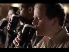 Funny Commercial Beer Guinness Evolution - YouTube