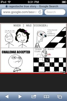 Admit it you did this