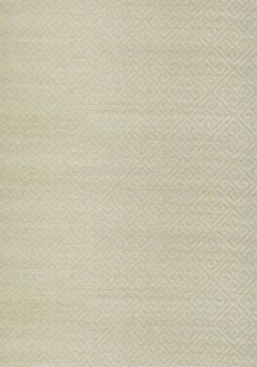 MAZE GRASSCLOTH, Metallic Gold on Sage, T41201, Collection Grasscloth Resource 3 from Thibaut