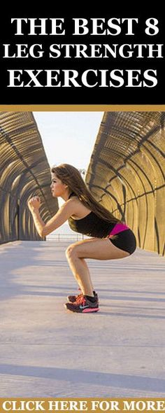 As a runner, you need to strenghen your legs, including the muscles of your glutes, hamstriings, quads and calves. Here is the exact strength gym routine you need: http://www.runnersblueprint.com/leg-strengthening-exercises-runners/ #Runners #Strength #Legs