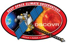 The Deep Space Climate Observatory (DSCOVR) is scheduled to launch at 6:10 p.m. EST Sunday, Feb. 8 from Space Launch Complex 40 at Cape Canaveral Air Force Station in Florida . back up launch 6:07 p.m. on Feb. 9, if needed.
