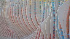 8080 lápices de color que representan la historia de una Universidad de Arquitectura » Blog del Diseño