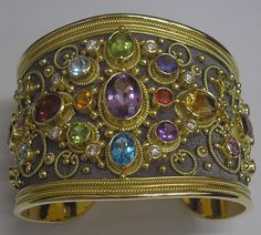 Dovris Gold Byzantine Jewelry,greek jewelry,ancient-greek jewelry