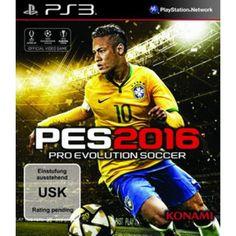 PES 2016 - Pro Evolution Soccer 2016  D1 Version!  PS3 in Sportspiele FSK 0, Spiele und Games in Online Shop http://Spiel.Zone