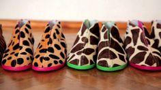 Tak wygląda JAKOŚĆ. To są Slippers Family: Nature Foot!