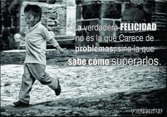 Verdadera Felicidad.