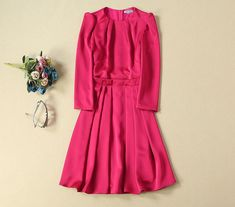 $99.99 FREE INTERNATIONAL SHIPPING Princess Kate Middleton Vintage Rose Red Pleated Midi Dress Modest Online Quality One Stop Hijab, Beauty, Cosmetics, Plus Size Wear for Hijabi Hijabista Kate Middleton Dress, Princess Kate Middleton, Modest Dresses, Summer Dresses, Pleated Midi Dress, Islamic Clothing, Vintage Roses, Plus Size, How To Wear