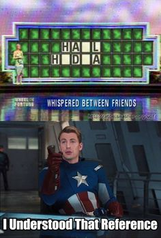 HA-L H-D-A. Hail Hydra? I think I correctly revealed this whisper between friends... you're welcome.