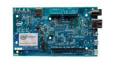Comparing Intel's Edison to Arduino and Raspberry Pi.