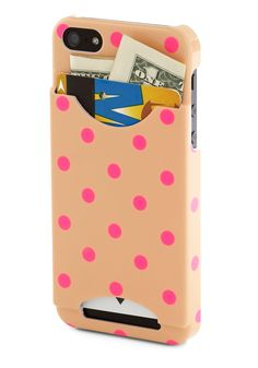 Handy Dandy iPhone 5/5S Case | Mod Retro Vintage Wallets | ModCloth.com