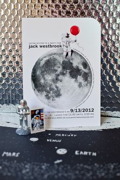 Space Inspired Birthday Party Ideas Here! babble awesome ideas!!