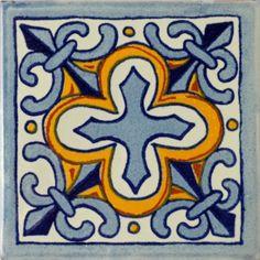 Escudo Terra Nova Hacienda Ceramic Tile