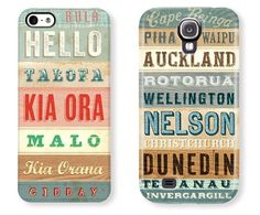 iPhone 5/5S phone cases by Tanya Wolfkamp, published by Live Wires NZ Ltd