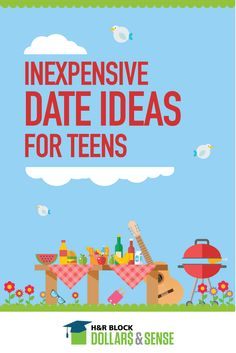 A memorable part of high school is dating. But that can cost money! Encourage your teen to be creative with these inexpensive date ideas.