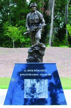 Rick Rescorla: American Hero of Vietnam and 9/11 #MemorialDay #honoringourheroes