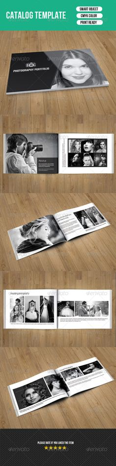 Minimal Portfolio Catalog-V29