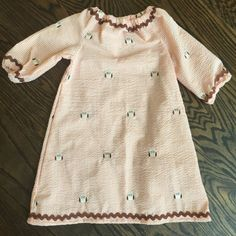 Peasant Dress by WhigsandTories on Etsy