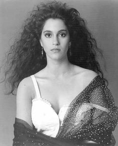 So in love with her in the 80's!