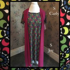 S Carly and Joy LuLaRoe for sale