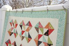 Two new Fig Tree quilts